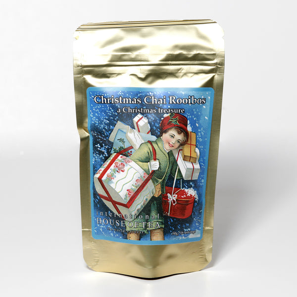 Christmas Chai Rooibos - a Christmas treasure