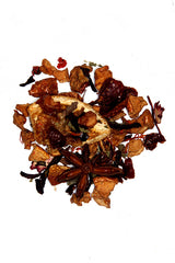 Christmas Chai Fruit Tisane ~ holiday spirit