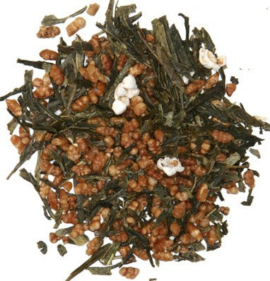 Genmaicha - tea of admiration