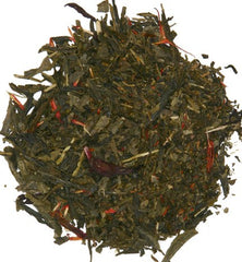 Cherry Blossom Sencha - tea of introspection