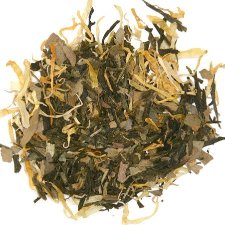 Ginkgo Green Tea - tea of focus