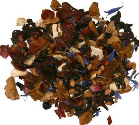 Canadian Blueberry Fruit Tisane - tea of protection