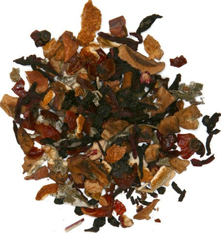 Righteous Raspberry Fruit Tisane - faeries favourite