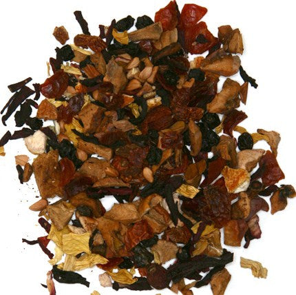 Wild Mango Fruit Tisane - tea of kind wishes