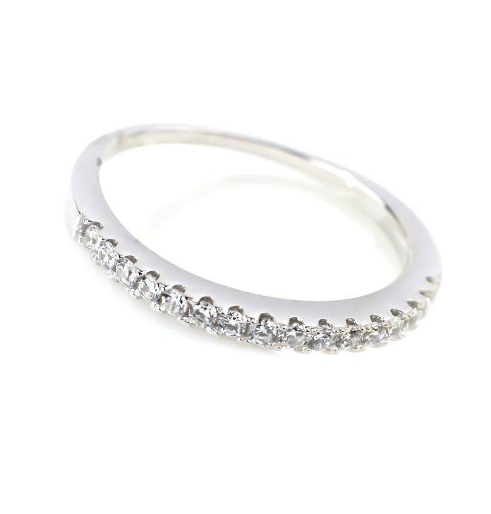 Sterling Silver Ring, .925 Ring, Silver Ring, stackable band
