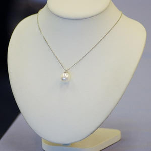 18K Fresh Pearl Necklace