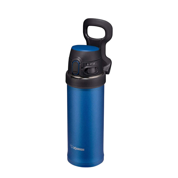Termo Handle Flip and Go Acero Inoxidable Azul 480ml