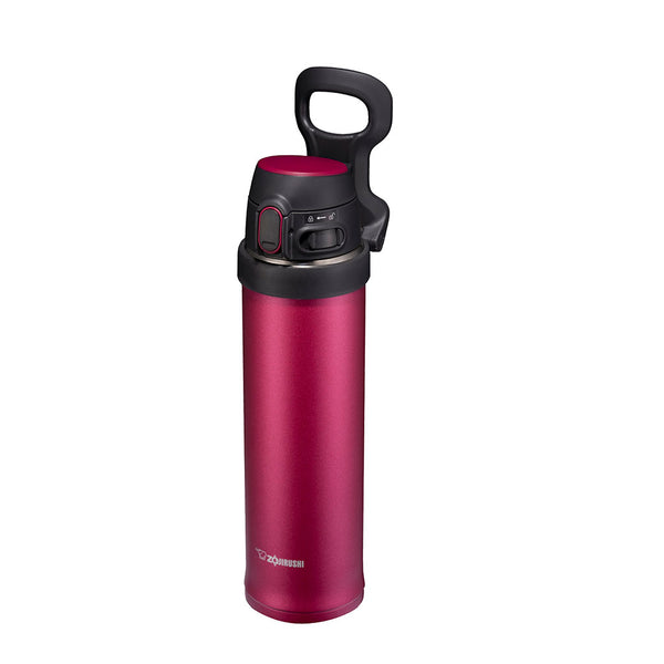 Termo Handle Flip and Go Acero Inoxidable Rojo 480ml