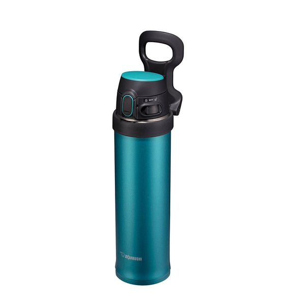 Termo Handle Flip and Go Acero Inoxidable Turquesa 480ml