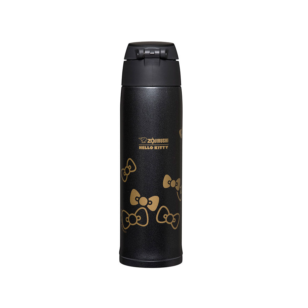 Termo Acero Inoxidable Hello Kitty Negro 480ml