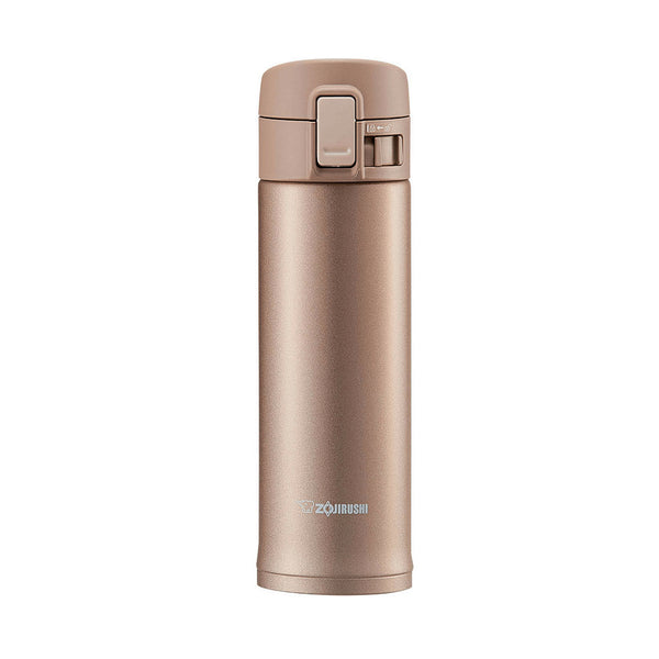 Termo Acero Inoxidable Dorado 480ml