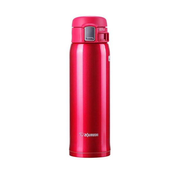 Termo Acero Inoxidable Rojo Cherry 480ml