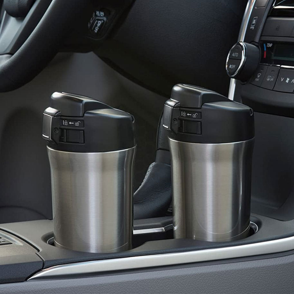 Travel Mug Auto Acero Inoxidable Acero 480ml