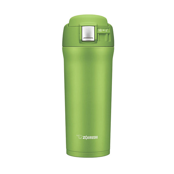 Travel Mug Auto Acero Inoxidable Verde 480ml