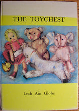 Load image into Gallery viewer, Globe, Leah Ain. The Toychest