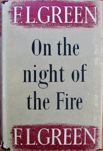 Green, F. L. On The Night of The Fire