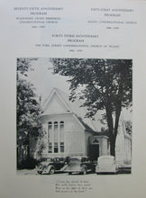 Load image into Gallery viewer, Historical Sketches of the First Congregational Churches in Wauponsee Grove and Mazon