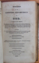 Load image into Gallery viewer, Gates, Theophilus. Life and Writings of Theophilus R. Gates, 1818
