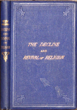 Load image into Gallery viewer, Langley, Christianity Contemplated, Thoughts on the Decline and Revival of Religion 1867