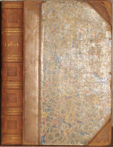 1822 Lacon: or Many Things in Few Words; addressed to those who think; with 2 additional titles