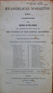 The Evangelical Magazine 1804