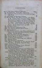 Load image into Gallery viewer, The Methodist Magazine and Quarterly Review 1831 & 1832