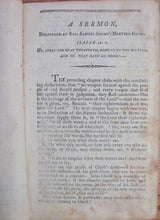 Load image into Gallery viewer, Sanborn & Stevens, Revival Sermons, Newburyport, Massachusetts 1802