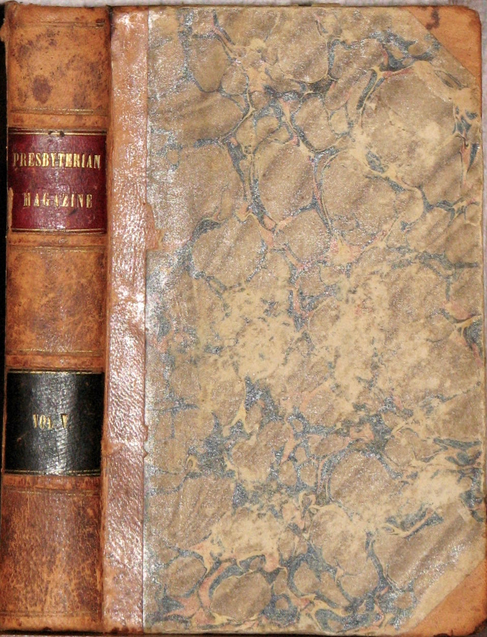 Van Rensselaer, C. [editor]. The Presbyterian Magazine. Vol. V. - 1855.