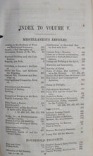 Load image into Gallery viewer, Van Rensselaer, C. [editor]. The Presbyterian Magazine. Vol. V. - 1855.