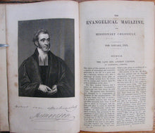 Load image into Gallery viewer, Arundel, John; et al. The Evangelical Magazine and Missionary Chronicle. 1841