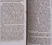 Load image into Gallery viewer, Whiting, Nathan [editor]. The Religious Intelligencer for the year ending May, 1824