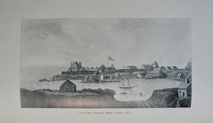 Porter, Peter A. A Brief History of Old Fort Niagara