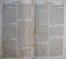 Load image into Gallery viewer, The Presbyterian Magazine: A Monthly Publication. Vol. I. 1821