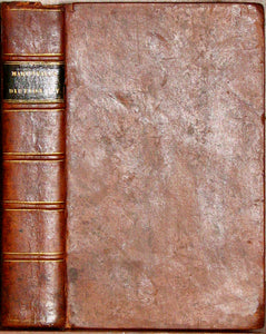 Martindale, Miles. A Dictionary of the Holy Bible: To which is added, An Account of the Methodist Episcopal Church in America, by the Rev. Nathan Bangs