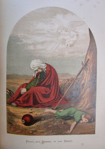 Bunyan, John.  The Family Edition. The Pilgrim's Progress, Holy War, and Grace Abounding [40 color plates]