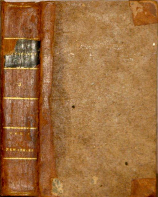 [Morse, Jedidiah]. The Panoplist, and Missionary Magazine United, for the year ending June 1, 1809. Volume I. New Series