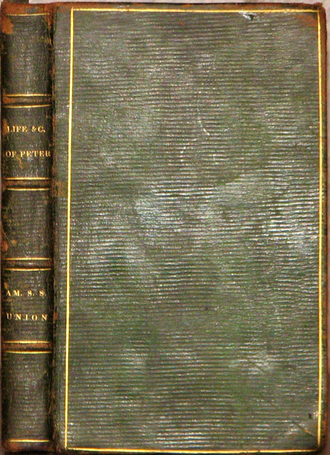 The Life and Writings of the Apostle Peter (1836)