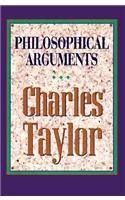 Taylor, Charles. Philosophical Arguments