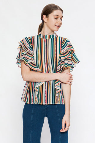 Humble Stripes Top
