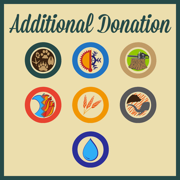 Donation - Endangered Species Coalition