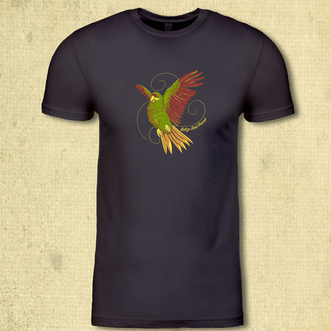 Belize Bird Rescue - Adult - Graphite Black