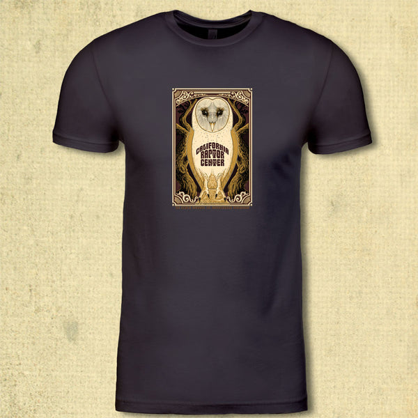 California Raptor Center - Adult - Graphite Black
