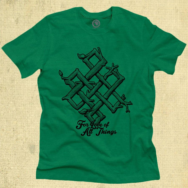 FLOAT Endless Knot - Adult Tees