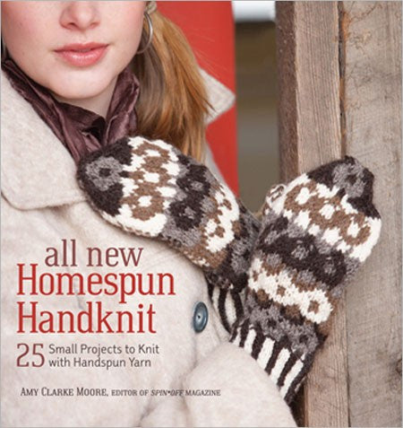 All New Homespun Handknits