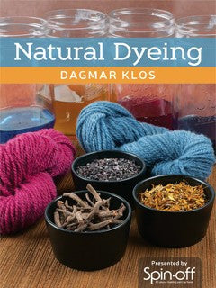 Natural Dyeing DVD