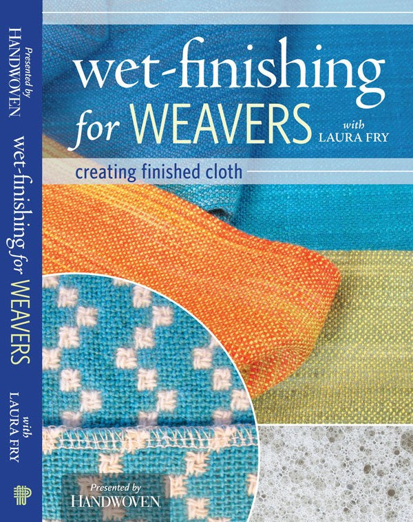 Wet-Finishing for Weavers DVD