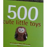 500 Cute Little Toys