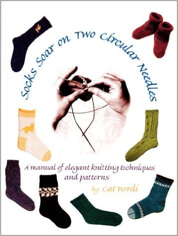 Socks Soar on Two Circular Needles