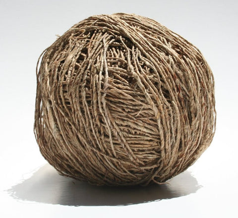 Hemp and Nettle yarn