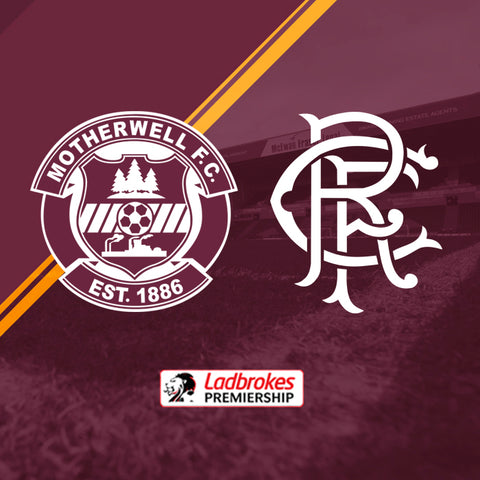 Cooper Box package: Motherwell v Rangers